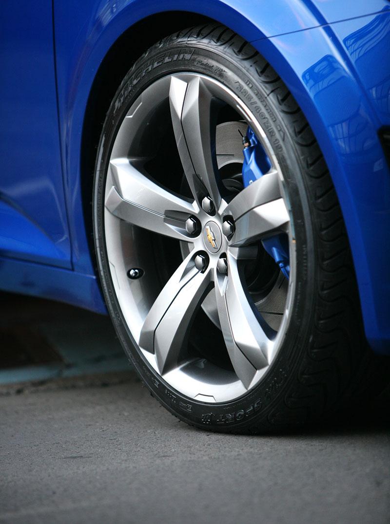 Chevrolet Aveo RS: zapomeňte na Daewoo!: - fotka 16