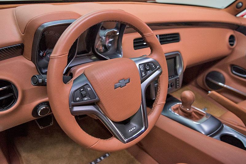 Extrémní 1967 Chevrolet Camaro má přes 630 koní: - fotka 2