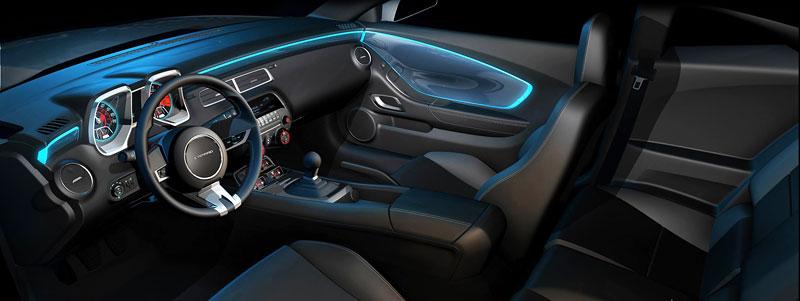 Chevrolet Camaro oficiálně představen - doplněno video: - fotka 3