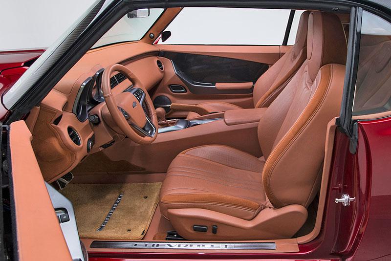 Extrémní 1967 Chevrolet Camaro má přes 630 koní: - fotka 4