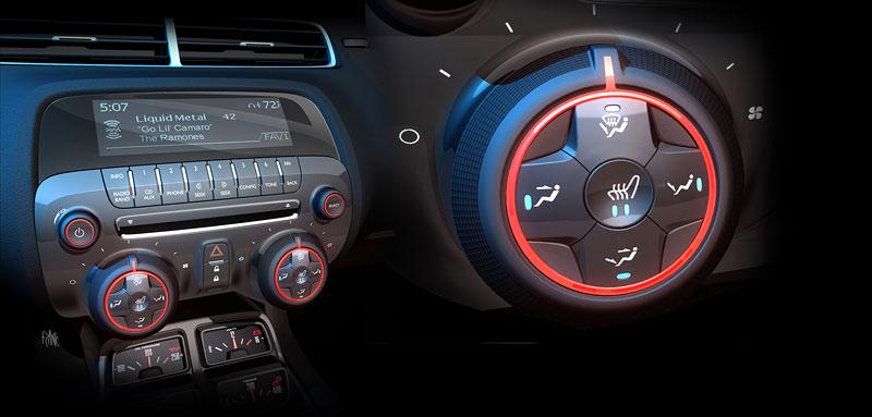 Ženeva 2010 živě: Chevrolet Camaro: - fotka 21