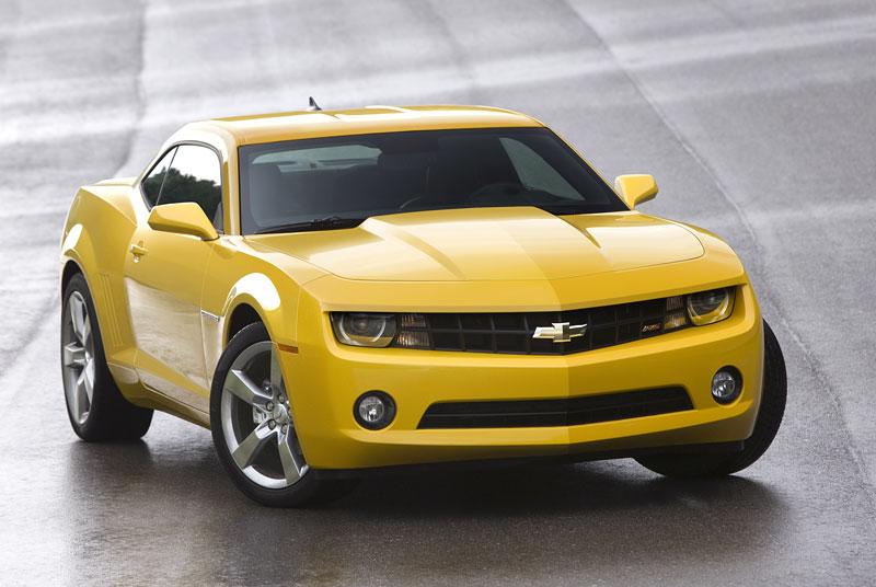 Chevrolet Camaro oficiálně představen - doplněno video: - fotka 7
