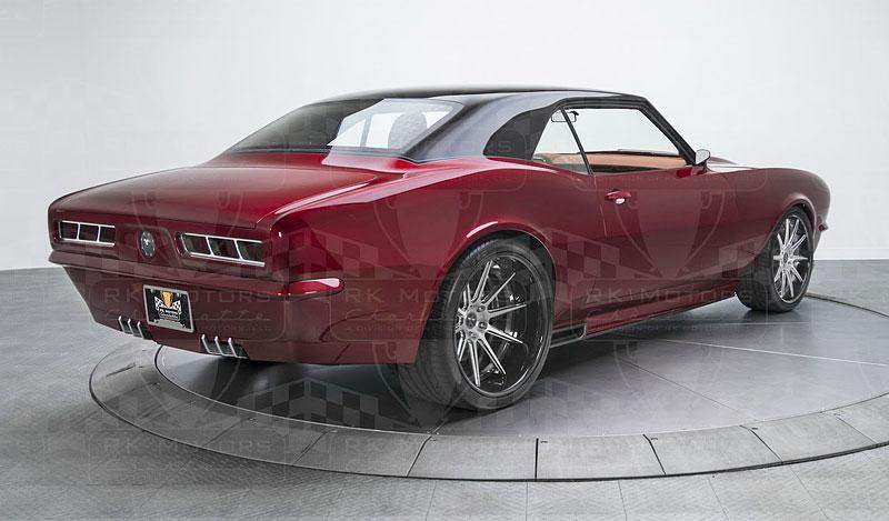 Extrémní 1967 Chevrolet Camaro má přes 630 koní: - fotka 23