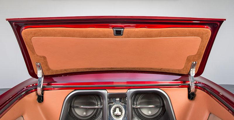 Extrémní 1967 Chevrolet Camaro má přes 630 koní: - fotka 28