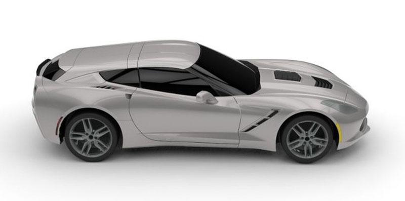 Callaway AeroWagen: Corvette jako stylový shooting brake: - fotka 6