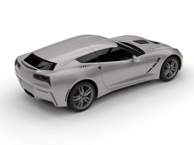 Callaway AeroWagen: Corvette jako stylový shooting brake: - fotka 8