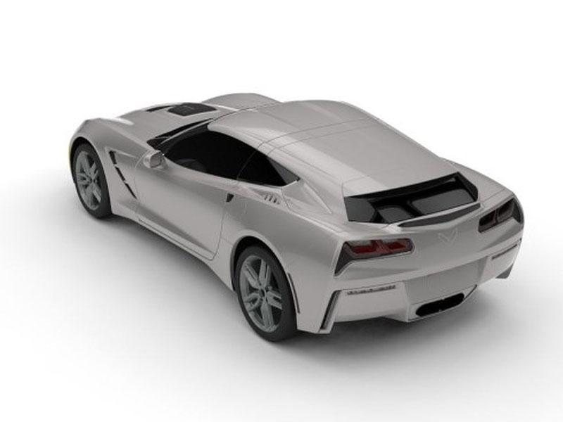 Callaway AeroWagen: Corvette jako stylový shooting brake: - fotka 9