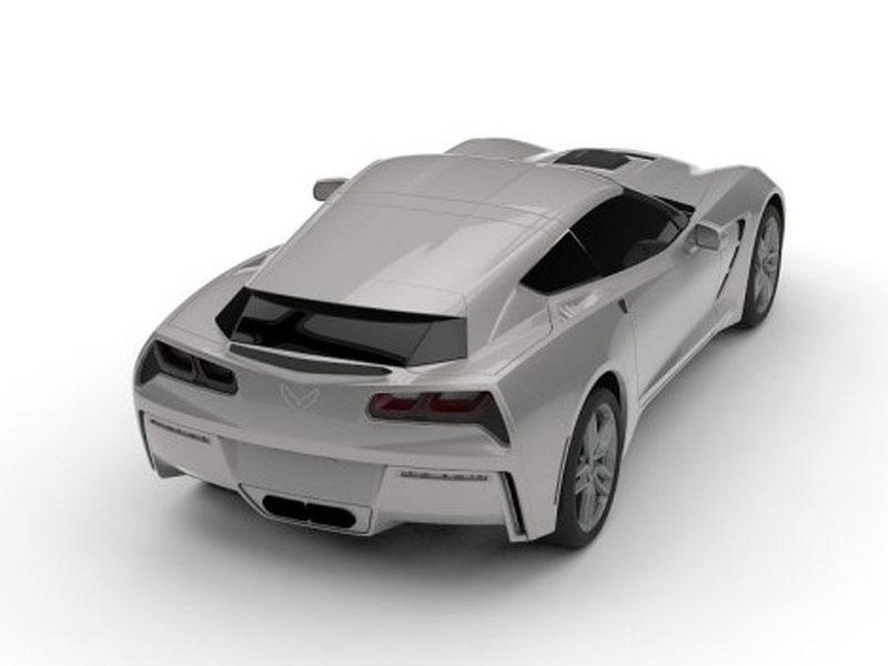 Callaway AeroWagen: Corvette jako stylový shooting brake: - fotka 10
