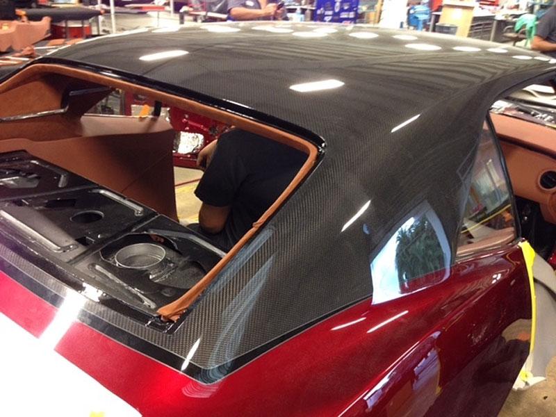 Extrémní 1967 Chevrolet Camaro má přes 630 koní: - fotka 46