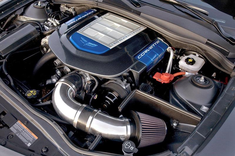 Hennessey HPE 700 Camaro: srdce z Corvetty ZR1: - fotka 6