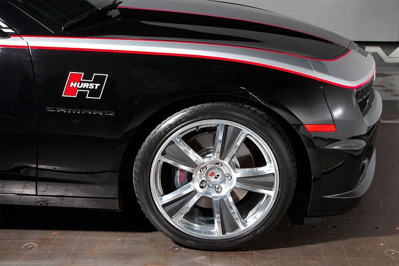 Hurst Camaro: změny zaměřené na styl: - fotka 8