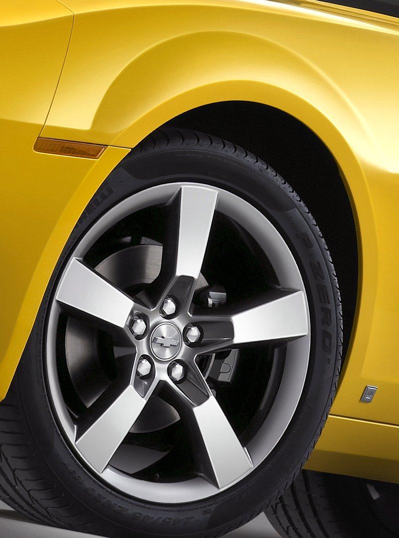 Ženeva 2010 živě: Chevrolet Camaro: - fotka 38