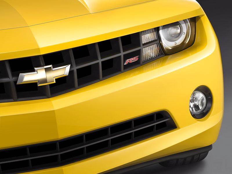 Ženeva 2010 živě: Chevrolet Camaro: - fotka 39