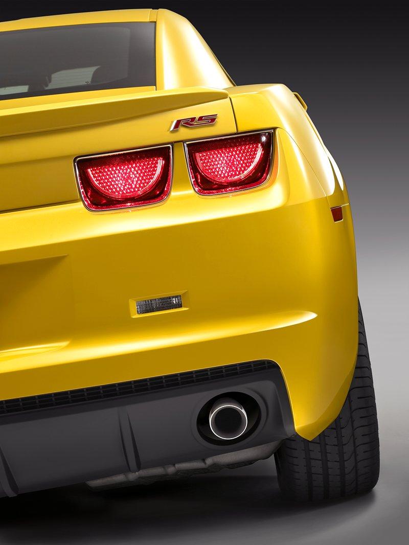 Chevrolet Camaro oficiálně představen - doplněno video: - fotka 23
