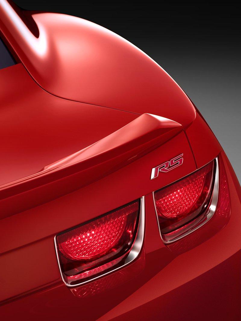 Chevrolet Camaro oficiálně představen - doplněno video: - fotka 24