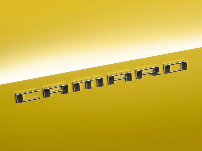 Chevrolet Camaro oficiálně představen - doplněno video: - fotka 25