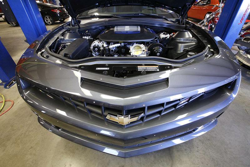 Hennessey HPE 700 Camaro: srdce z Corvetty ZR1: - fotka 9