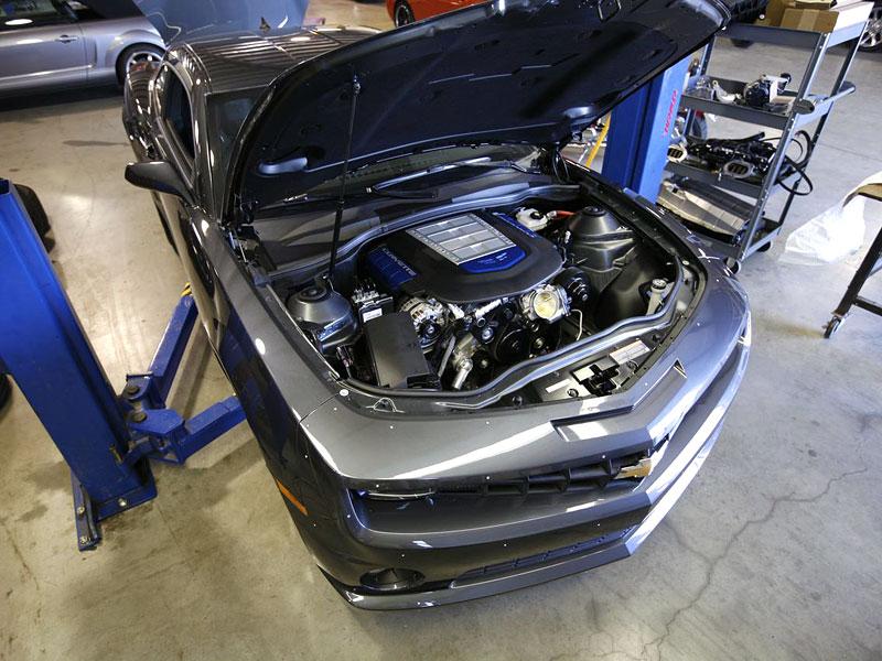 Hennessey HPE 700 Camaro: srdce z Corvetty ZR1: - fotka 10