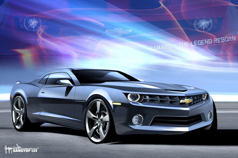 Chevrolet Camaro oficiálně představen - doplněno video: - fotka 28