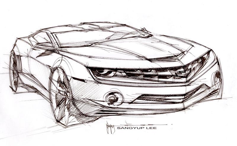 Chevrolet Camaro oficiálně představen - doplněno video: - fotka 29