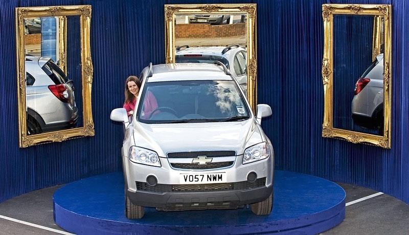 Bude vám Chevrolet Captiva slušet?: - fotka 3