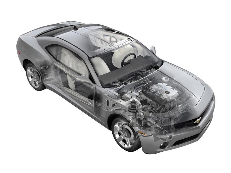 Chevrolet Camaro oficiálně představen - doplněno video: - fotka 38