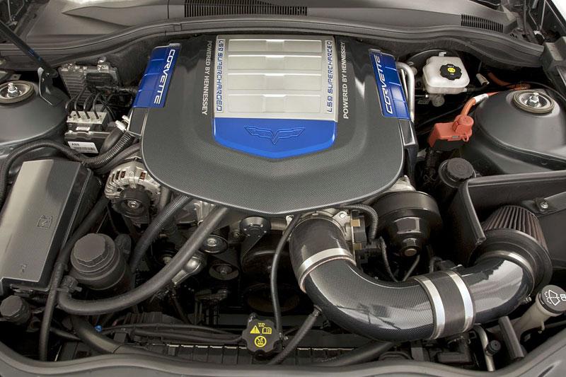 Hennessey HPE700 Camaro Convertible s motorem Corvette ZR1: - fotka 3