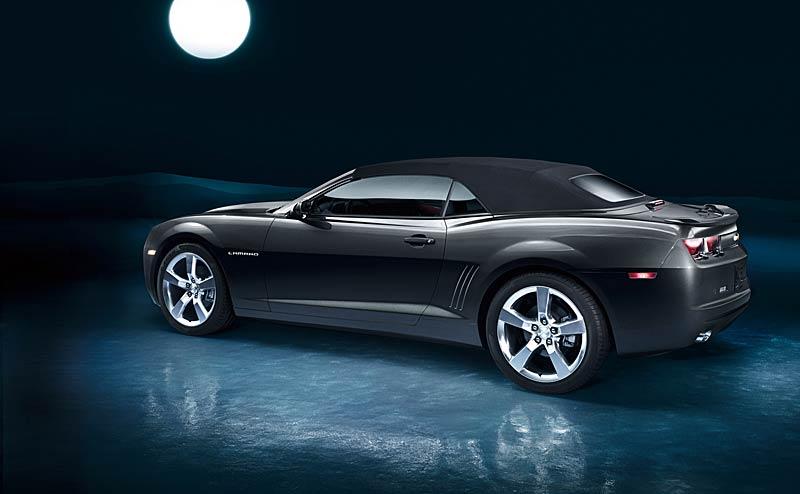 Ženeva 2011 živě: Chevrolet Camaro Convertible: - fotka 44