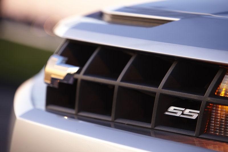 Ženeva 2011 živě: Chevrolet Camaro Convertible: - fotka 55