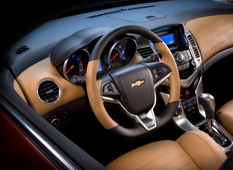 Sportovní Chevrolet Cruze: v režii Holdenu: - fotka 1