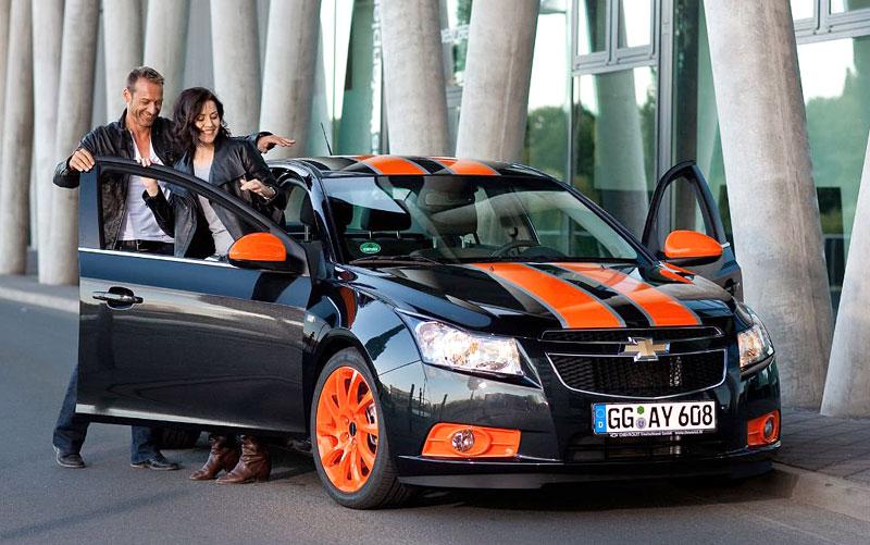 GM se zaměří na vývoj výkonných verzí menších a malých aut: - fotka 18