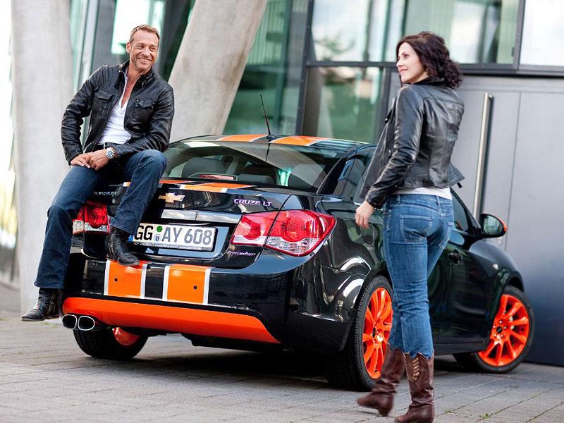 GM se zaměří na vývoj výkonných verzí menších a malých aut: - fotka 19