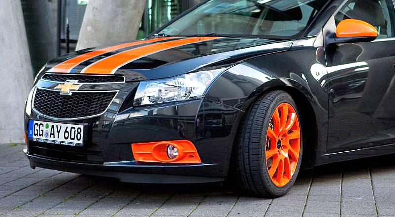 GM se zaměří na vývoj výkonných verzí menších a malých aut: - fotka 20