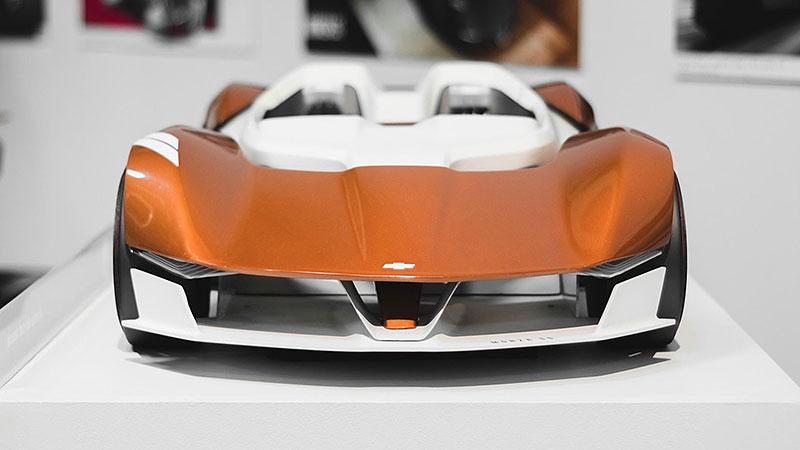 Chevrolet Monza SS: Designér oživuje známé jméno: - fotka 2