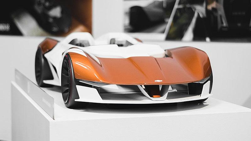 Chevrolet Monza SS: Designér oživuje známé jméno: - fotka 4