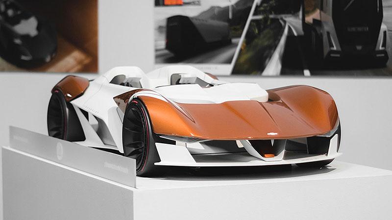 Chevrolet Monza SS: Designér oživuje známé jméno: - fotka 5