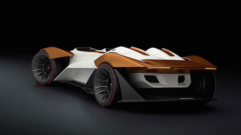 Chevrolet Monza SS: Designér oživuje známé jméno: - fotka 10