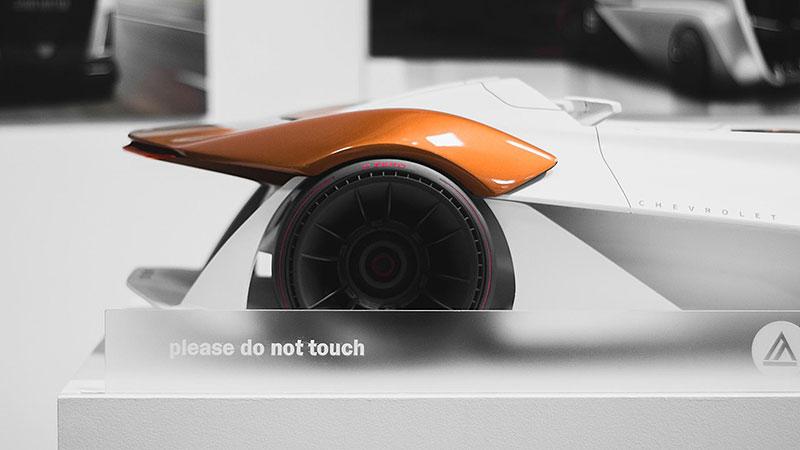 Chevrolet Monza SS: Designér oživuje známé jméno: - fotka 11