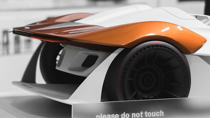 Chevrolet Monza SS: Designér oživuje známé jméno: - fotka 13