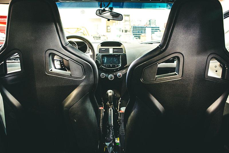 Enemy to Fashion Chevrolet Spark: vojenský speciál pro SEMA: - fotka 1