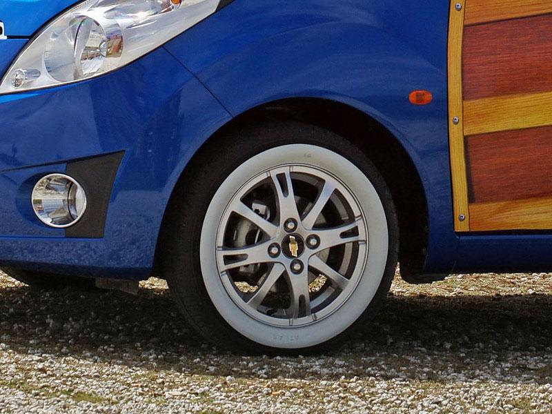 Chevrolet Spark Woody Wagon: koncept pro surfaře: - fotka 15