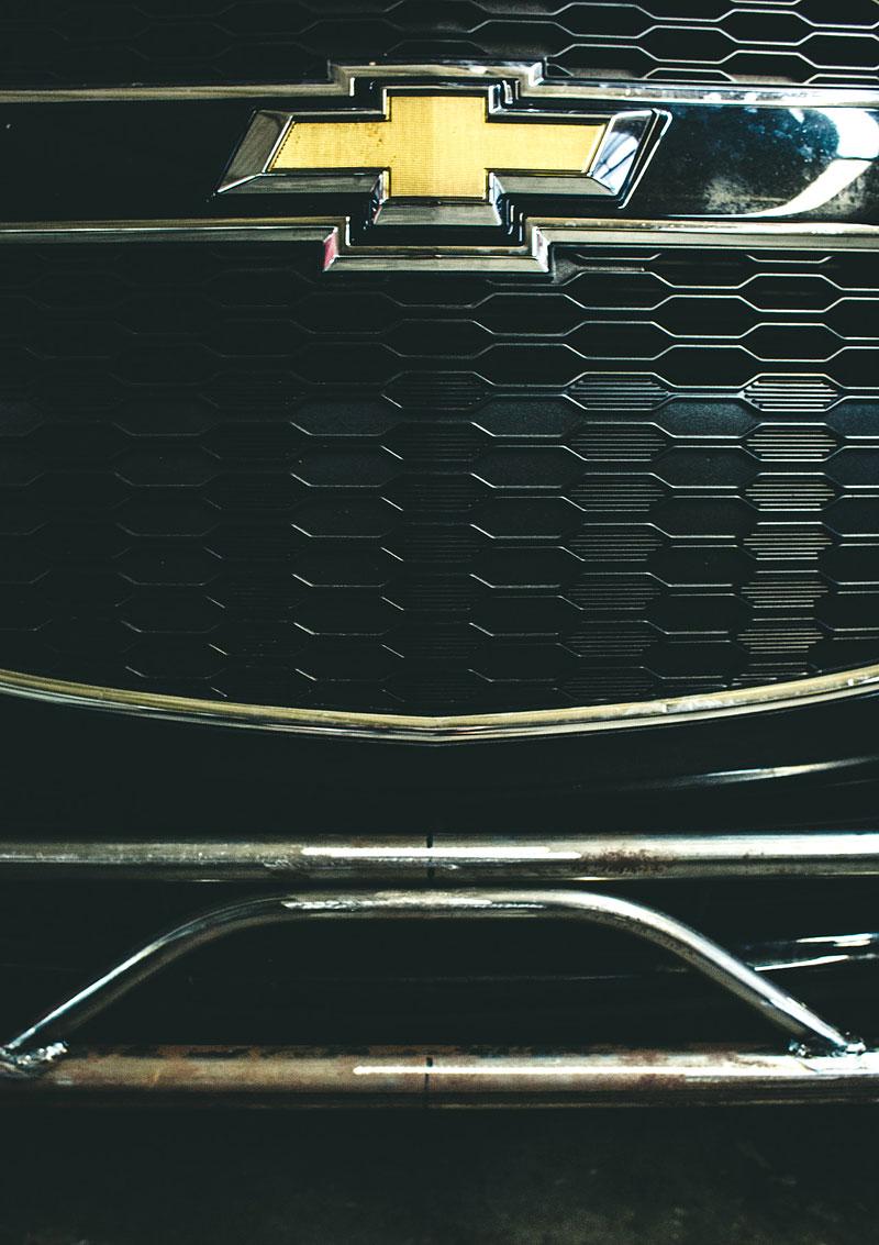 Enemy to Fashion Chevrolet Spark: vojenský speciál pro SEMA: - fotka 13