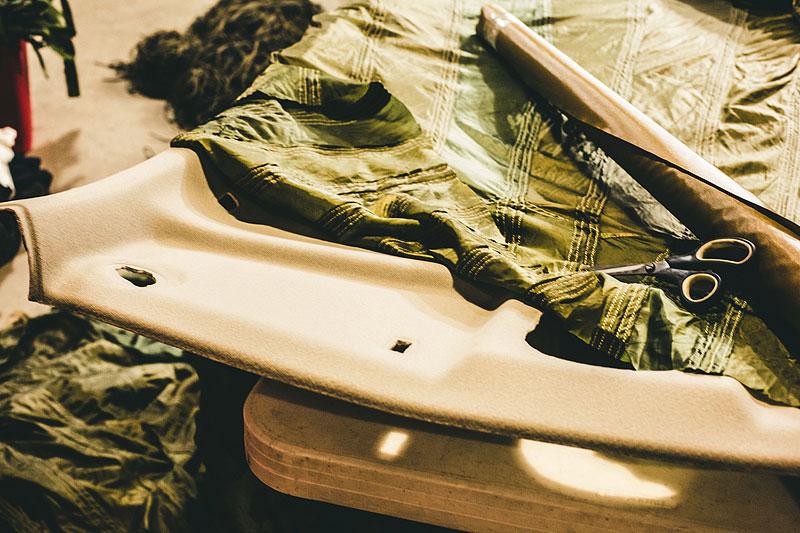 Enemy to Fashion Chevrolet Spark: vojenský speciál pro SEMA: - fotka 16