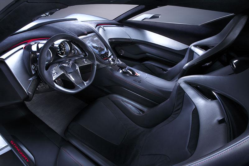 Chevrolet Corvette 50th Anniversary Stingray Concept: filmová hvězda: - fotka 2
