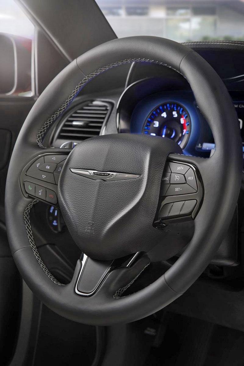 Chrysler 300 možná přijde o svůj charakteristický design: - fotka 3