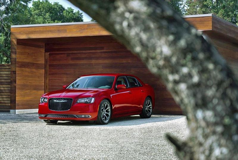 Chrysler 300 možná přijde o svůj charakteristický design: - fotka 20