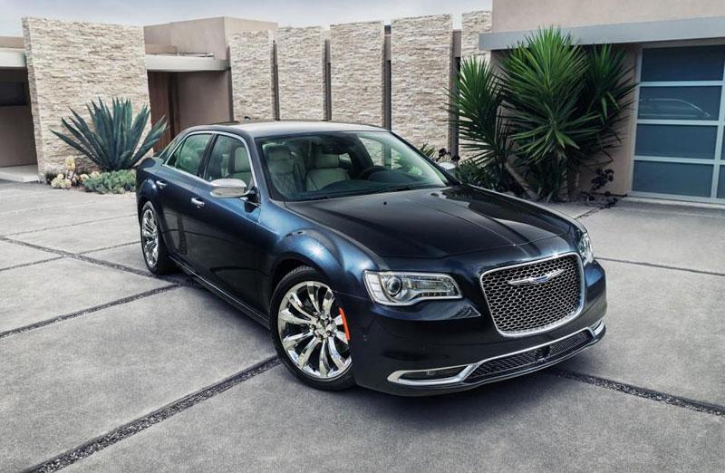 Chrysler 300 možná přijde o svůj charakteristický design: - fotka 25