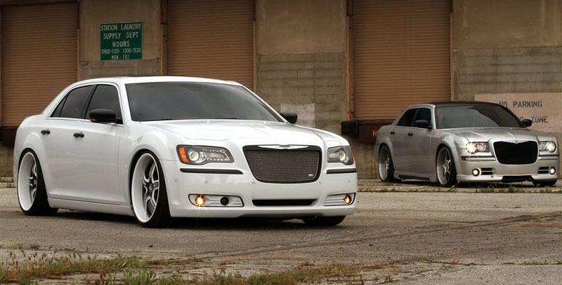 FatChance 2.0: první úprava pro faceliftovaný Chrysler 300: - fotka 2