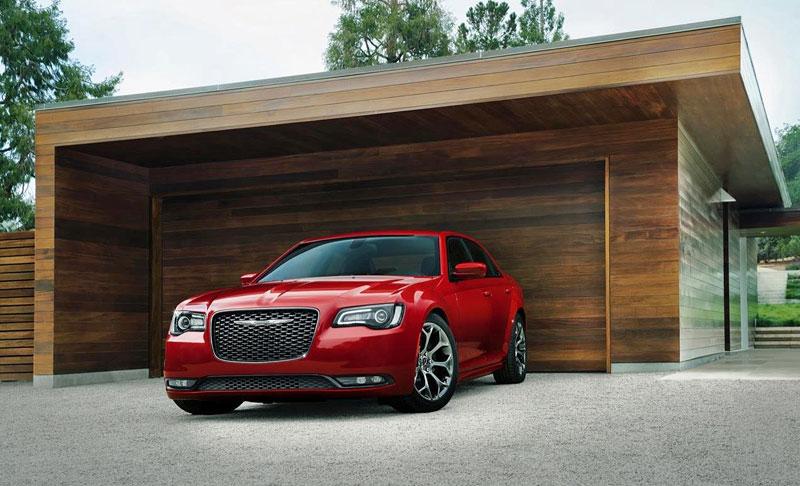 Chrysler 300 možná přijde o svůj charakteristický design: - fotka 31