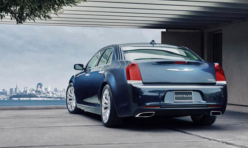 Chrysler 300 možná přijde o svůj charakteristický design: - fotka 42